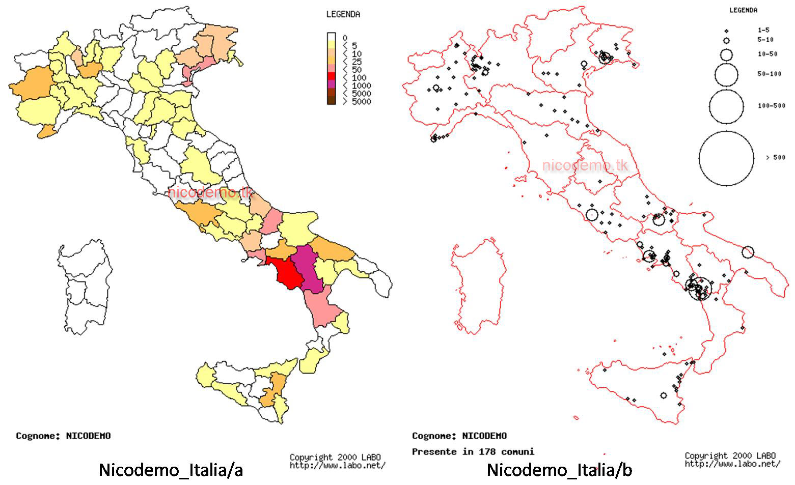 tutti i cognomi cognomi italiani t share the knownledge